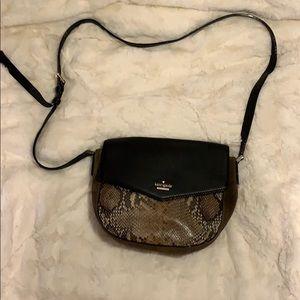 Snake skin Kate Spade purse